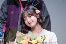 Yes Or Yes Sangnam Fansign Jihyo 2