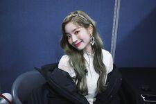 SBS song Daejeon pre-recording behind Dahyun 2