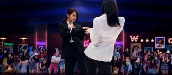 What Is Love Sana MV Screenshot 9