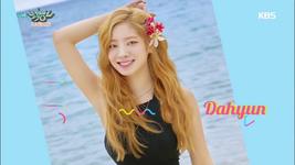 Music Bank 180713 Dahyun