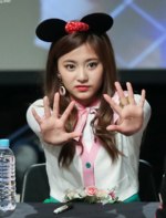 Tzuyu fan meet 170527 4