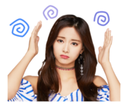Twice Line Stickers Tzuyu 2