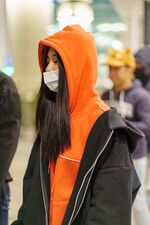 Incheon International Airport Arrival 181103 Tzuyu 5