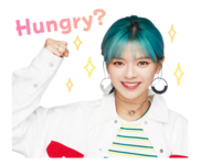 Twice Line Stickers Jeongyeon 4