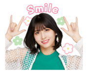 Twice Line Stickers Momo 2