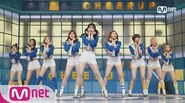 TWICE - Cheer Up Comeback Stage l M COUNTDOWN 160428 EP