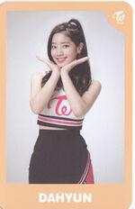 TWICEland Encore Concert Photocard Dahyun 2
