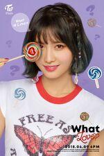WhatIsLove Momo 1