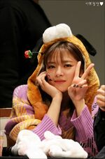 Yes Or Yes Sangnam Fansign Jeongyeon 3