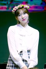 Yes Or Yes Yeouido Fansign Mina 6