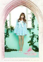 Jihyo Twiceland Promo Picture