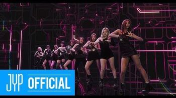 "TWICE ""FANCY"" M V"