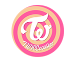 TWICEcoaster Lane 1 VLive Sticker