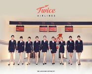 Twice Japan Season Greeting 2019 Twice Airlines