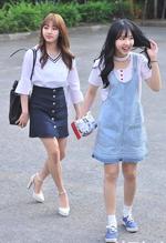 Nayeon and Jihyo