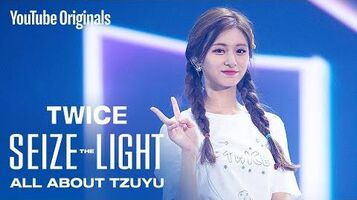 TWICE- Seize the Light - ALL ABOUT TZUYU