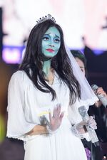 ONCE Halloween Fanmeeting Tzuyu 3