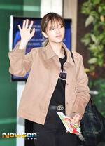 Airport Fashion 180927 Jeongyeon