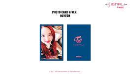 Photocard-A-Nayeon