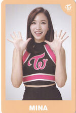 TWICEland Encore Concert Photocard Mina 2