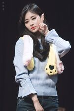 Yes Or Yes Sangnam Fansign Tzuyu 9