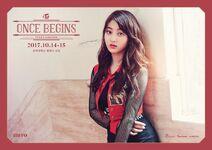 OnceBegins Fanmeeting Jihyo
