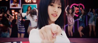 What Is Love Sana MV Screenshot 6