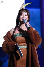 ONCE Halloween Fanmeeting Jihyo 5