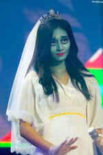 ONCE Halloween Fanmeeting Tzuyu 7