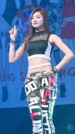 Like Ooh-Ahh Showcase Tzuyu 4