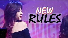 MINATOZAKI SANA 'NEW RULES' FMV