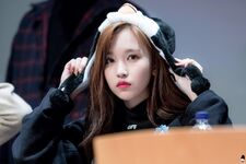 Yes Or Yes Sangnam Fansign Mina 13