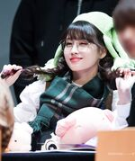 Yes Or Yes Sangnam Fansign Momo 11