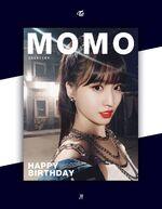 Birthday Momo 2018