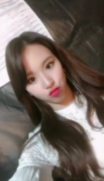 Chaeyoung IG Update 300917 3