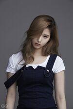 GQ Korea Sana
