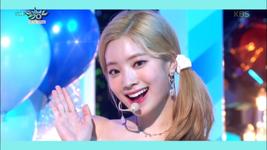 Music Bank 180713 Dahyun 2