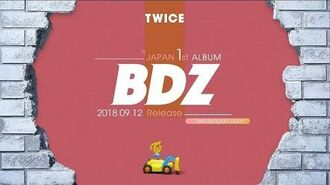 BDZ (Album) | Twice Wiki | FANDOM powered by Wikia