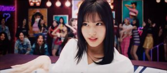 What Is Love Sana MV Screenshot 8