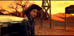 Chaeyoung Cheer Up MV 4