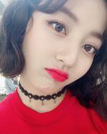 Jihyo IG Update 181012