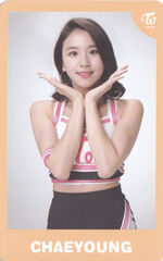 TWICEland Encore Concert Photocard Chaeyoung 2
