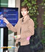 Airport Fashion 180927 Jeongyeon 2