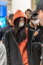 Incheon International Airport Arrival 181103 Tzuyu 4