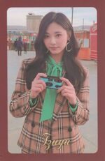 The Year Of Yes Pre Ver A Tzuyu