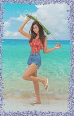 Dance The Night Away Pre-Order Ver. C Tzuyu