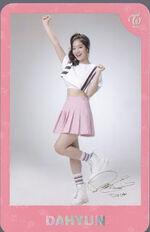 TWICEland Encore Concert Photocard Dahyun 3