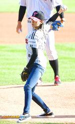 LG Baseball Game Jeongyeon 8