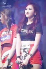 Mina Like Ooh-Ahh showcase 2