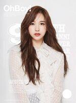OhBoy! 9th Anniversary Mina